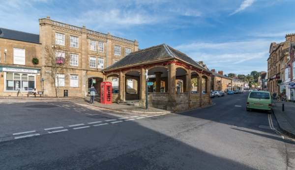 Ilminster Town Centre