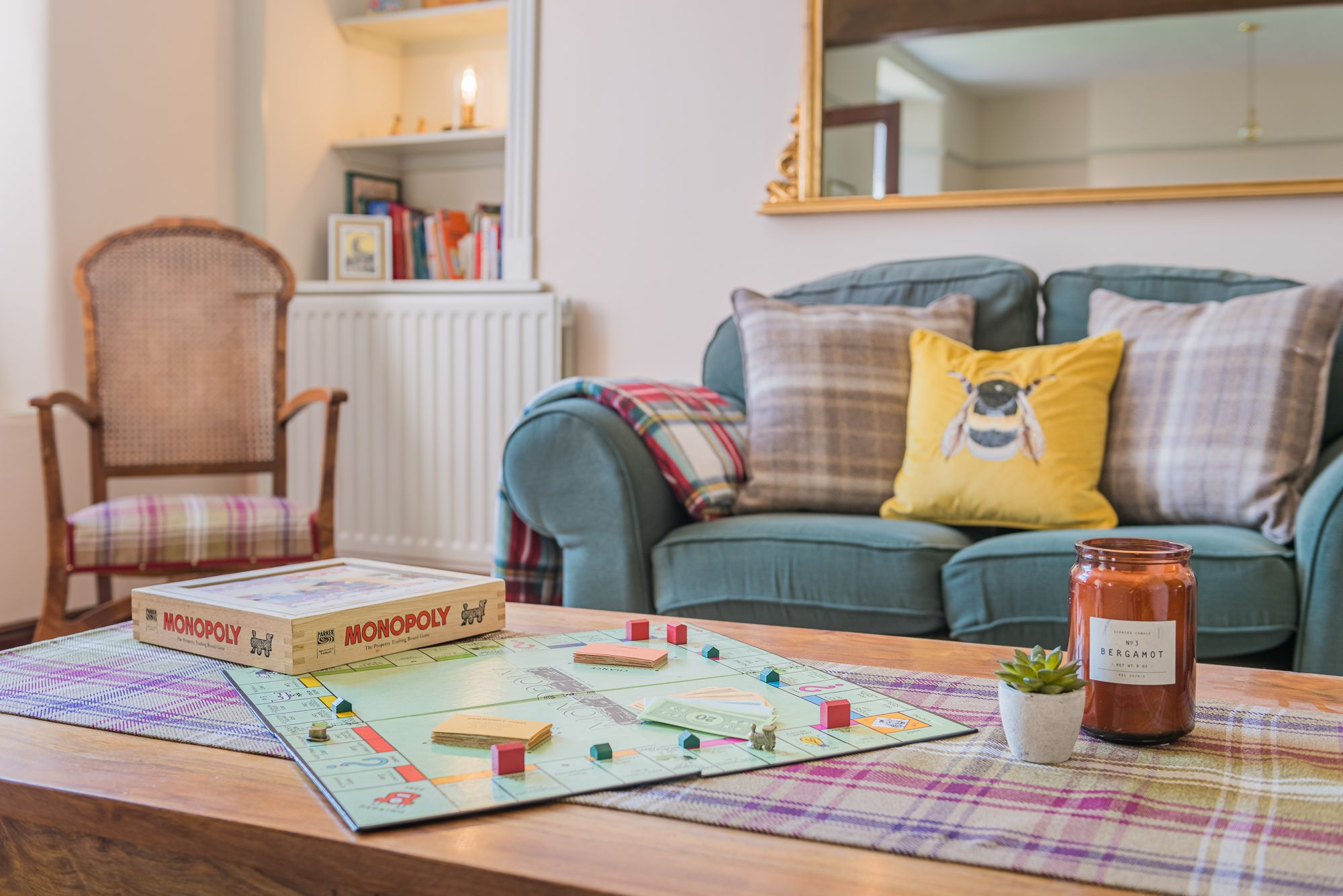 home house boardgames