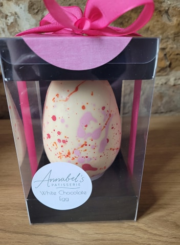 Your Easter Egg from Anabelle's Patisserie Awaits