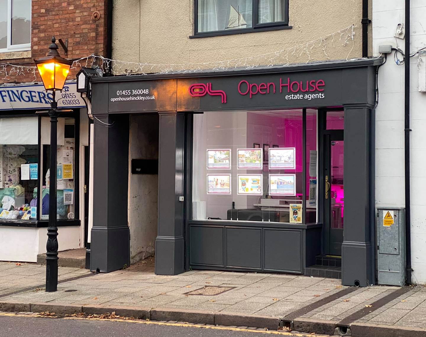 A picture of Open House Estate Agents, Hinckley office on Castle Street, LE10
