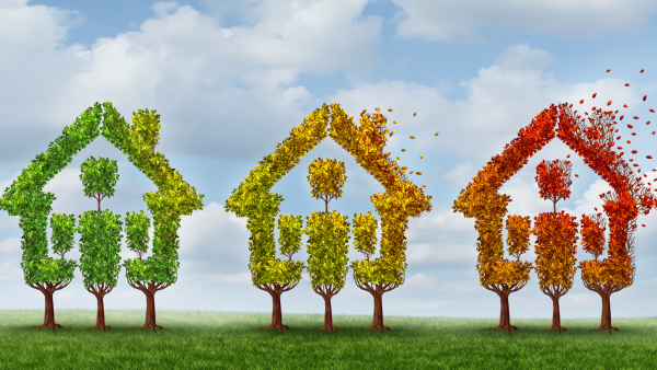 Spring has sprung for the property market!