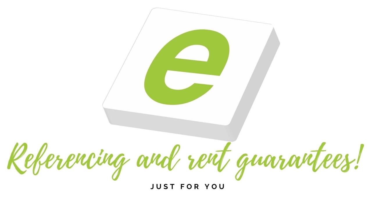 >Referencing and rent guara...