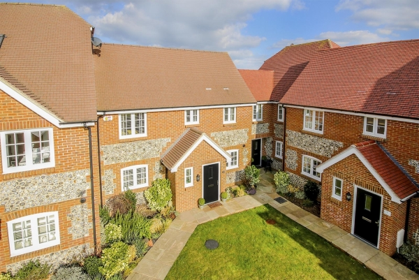 Lansdowne Cottages, Angmering - a success story (ANG34767)