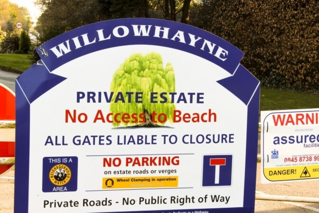 >The Willowhayne Estate at...