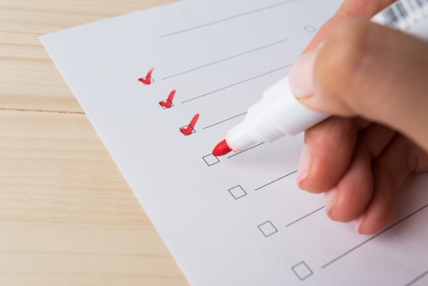 Change of address checklist for your new St Neots home