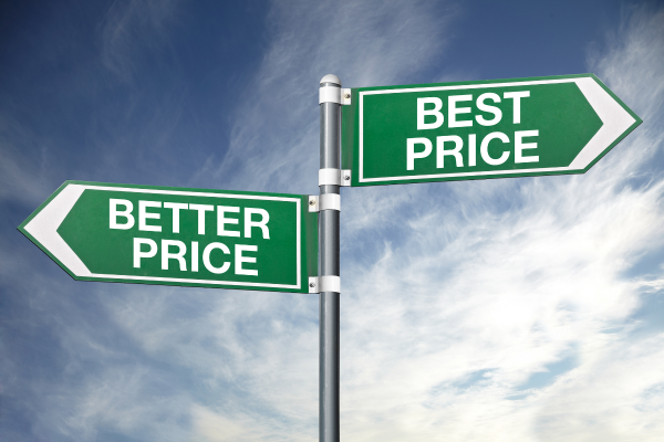 Does the lowest fee always mean the right price?