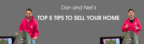 Top 5 tips for selling your home