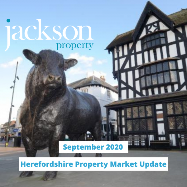 Herefordshire Property Market Update September 2020