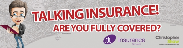 Landlord insurance explained - are you fully covered? Expert advice on offer!