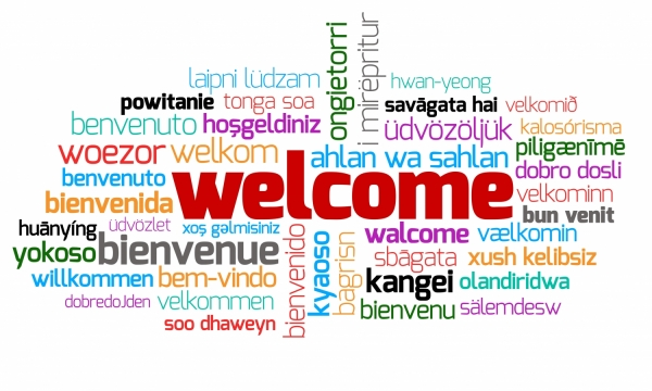 Welcome Blog