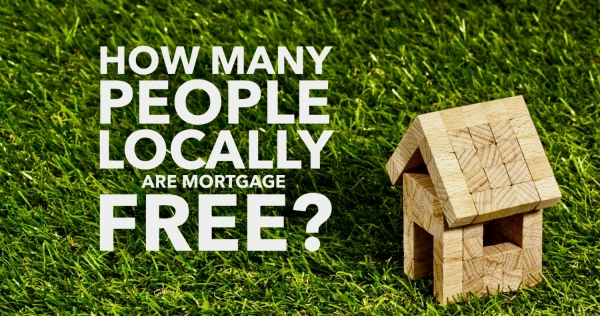 HOW MANY SIDCUP HOMEOWNERS HAVE PAID THEIR MORTGAGE OFF?