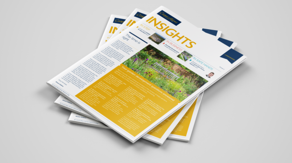 Insights - Our Land and Planning Newsletter for Landowners Issue 2