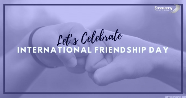 Let's Celebrate International Friendship Day in Sidcup