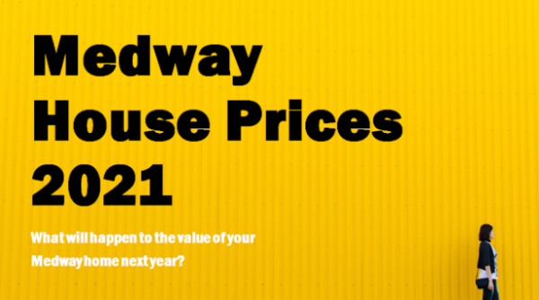 Medway House Prices 2021: What will happen to the value of your Medway home next