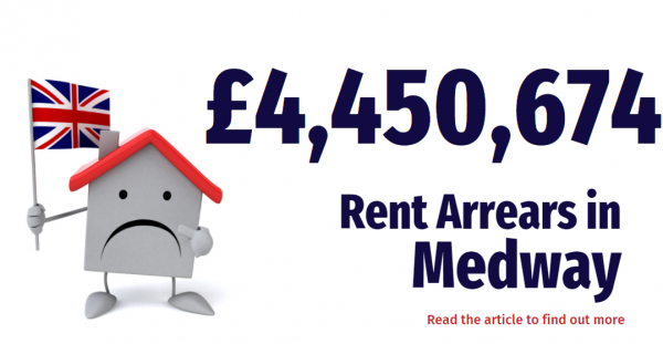 Medway Buy-to-Let Landlords Owed £4,450,674 in Unpaid Rent. Rogues or Saviours?