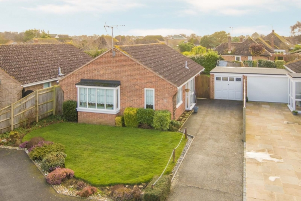 Two bedroom bungalow, Lavinia Way East Preston - Success Story