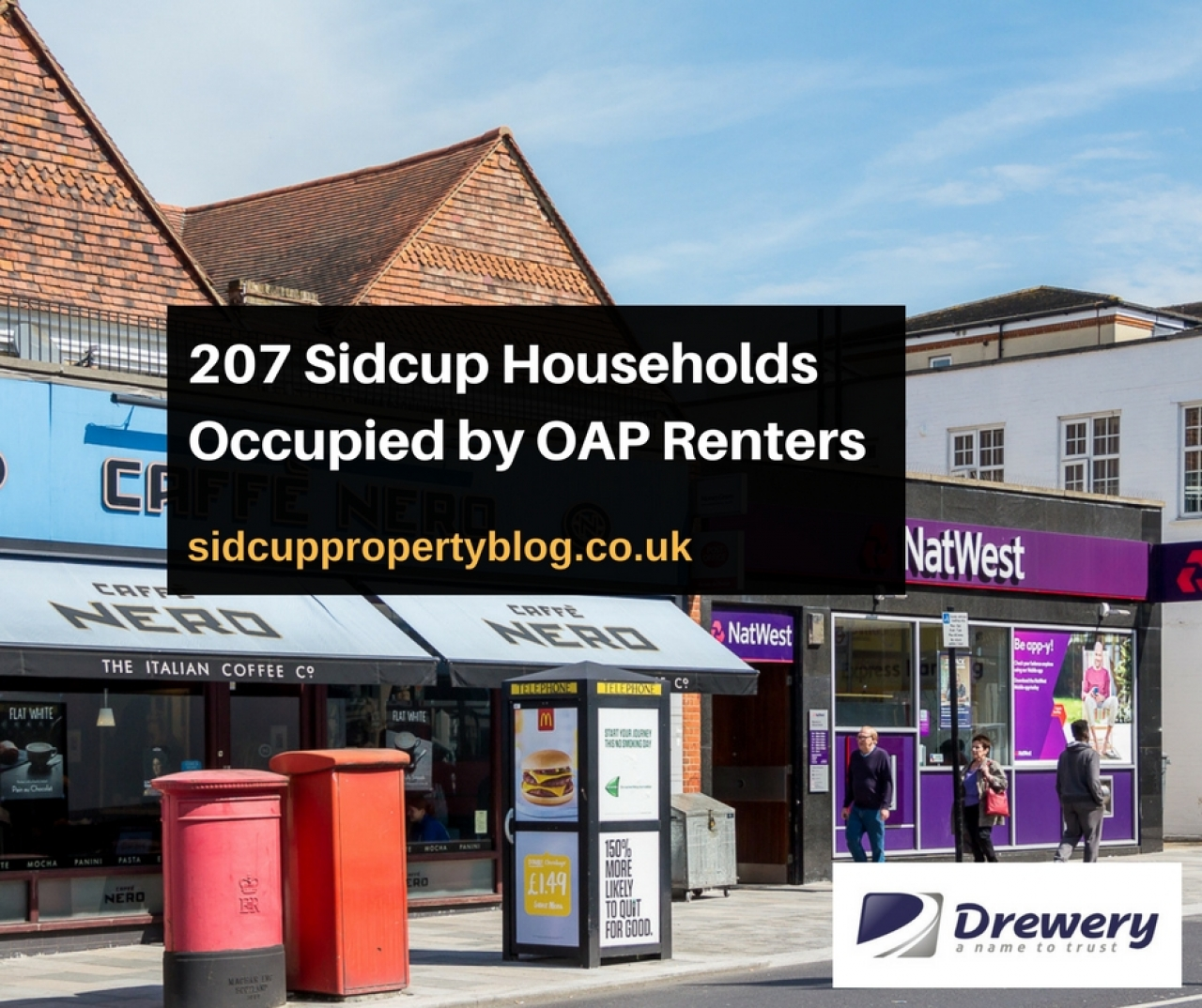 >207 Sidcup Households Occu...