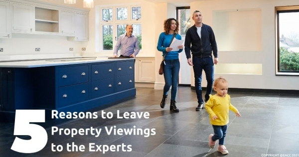 Top Tip For Bromley and South East Sellers: Get an Agent to Take Care of Viewing