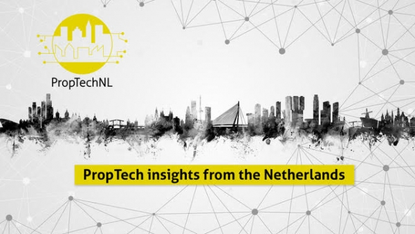 Dutch PropTech Insights - Menno Lammers - October 2018