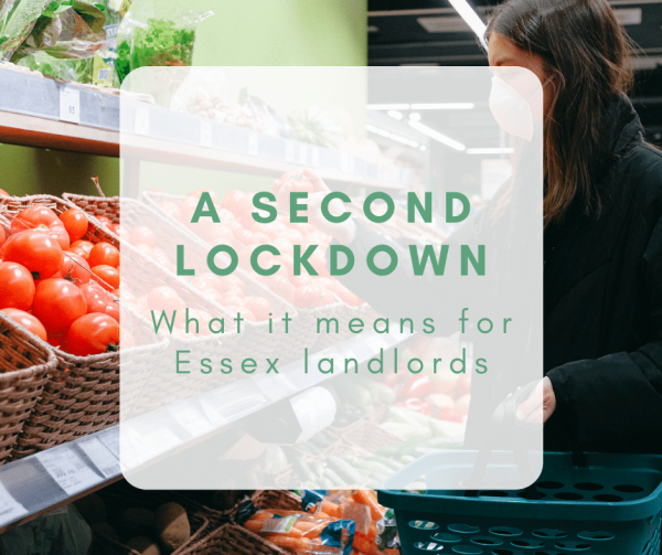 A Second Lockdown: What it means for Essex Landlords