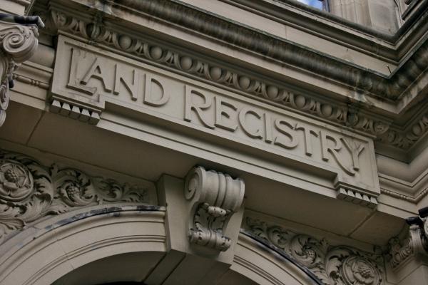 """Exploring the Art of the Possible"" John Abbott, HM Land Registry"