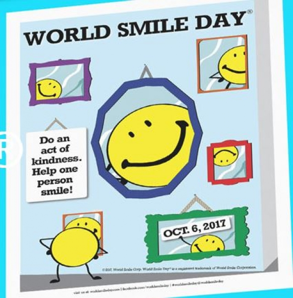 World Smile Day 2017
