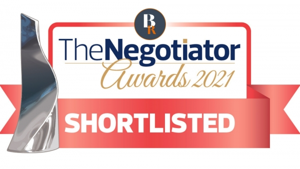 The Negotiator Awards 2021- Community Champion Of The Year