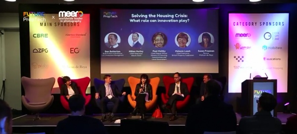 Panel Discussion: 'Solving the Housing Crisis. What role can innovation play?' T