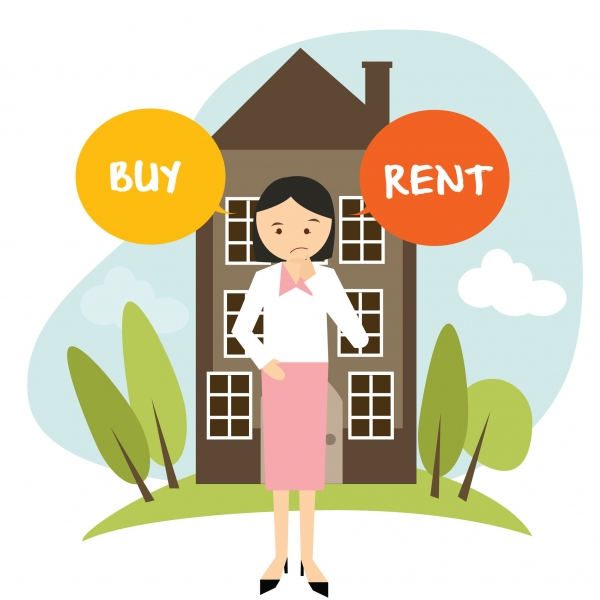 Which is better, renting or owning a home?