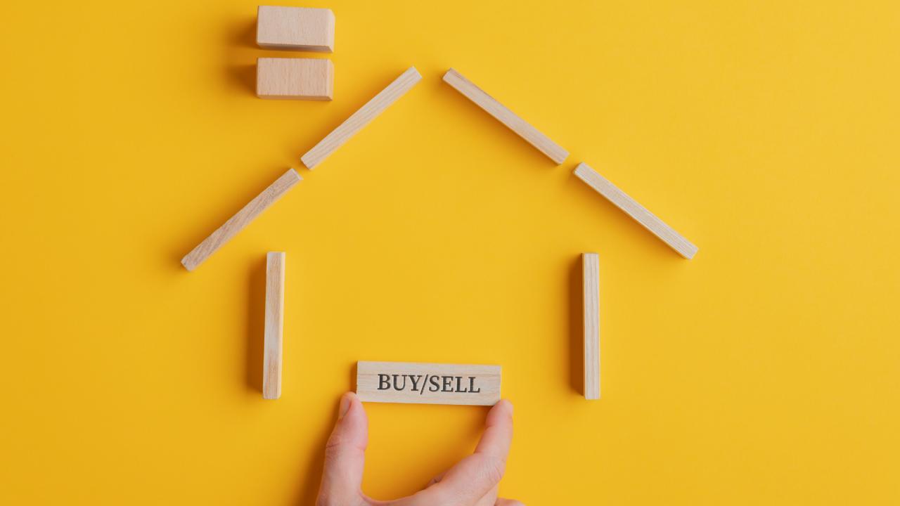 >Property market update!