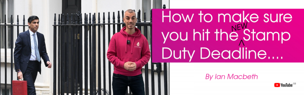 3.5 tips to make sure you hit the stamp duty deadline!