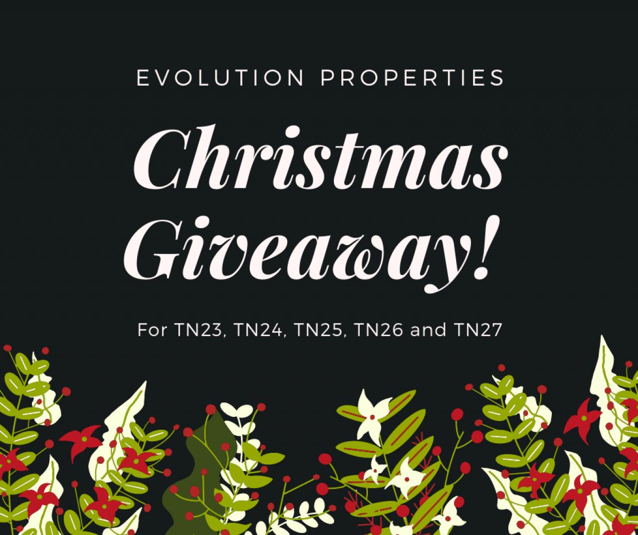 >Christmas Giveaways!