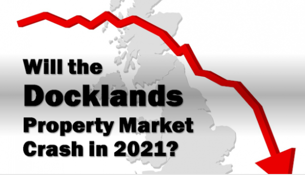Will the Docklands Property Market Crash in 2021?