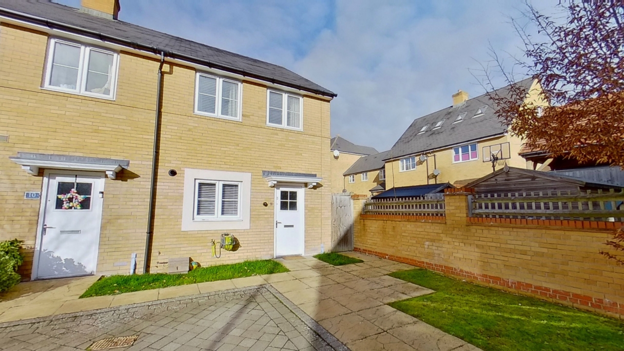 >Excellent two bed house in...
