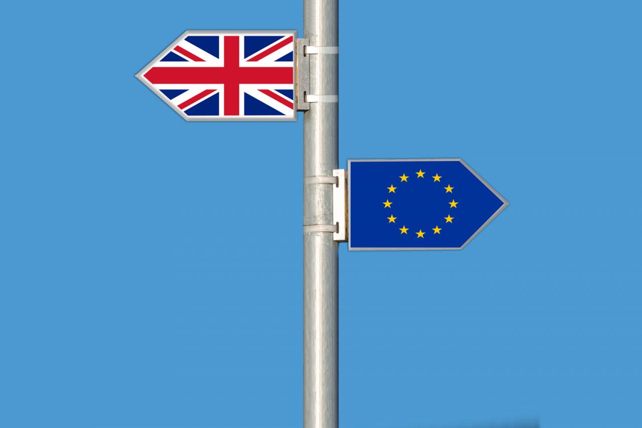 >Britain leaving the EU
