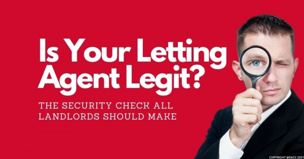 Is Your Letting Agent Legit? The Security Check All  Landlords Should Make