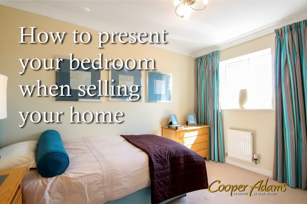 How to present your bedroom when selling your home