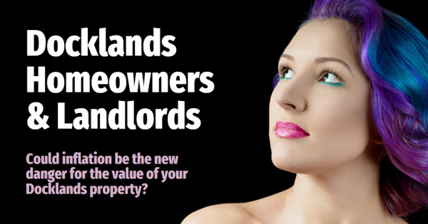 £1,248,490 – 'Wood' You Pay That For a Docklands Terraced House?