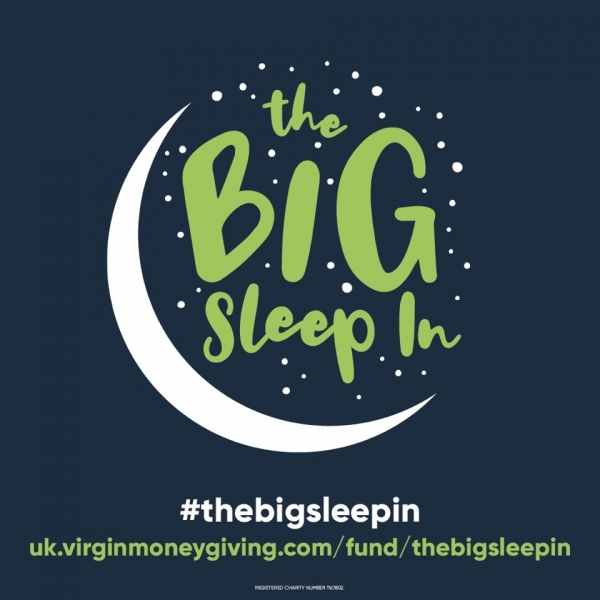 The Big Sleep In - Charity Event for The Cart Shed