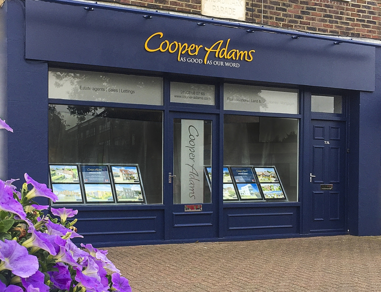 Brand New Rustington Office