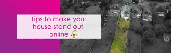 Tips to make your house stand out online