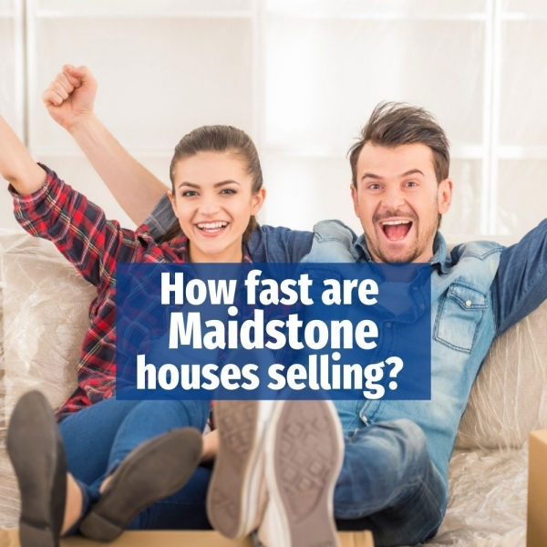 How Many Days Does It Take to Sell a Maidstone Home?