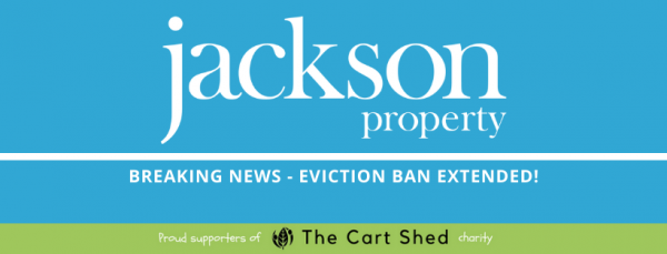 Eviction Ban Extended...