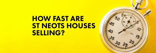 How many days does it take to sell a St Neots home?