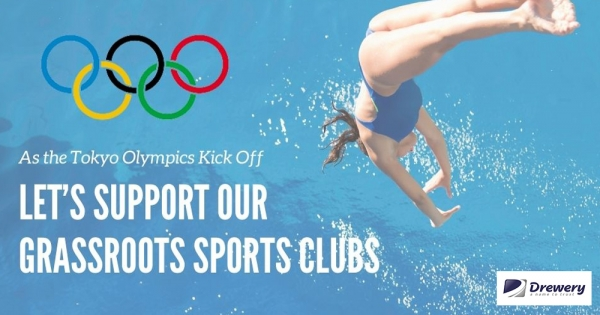 As the Tokyo Olympics Kick Off, Let's Support Sidcup's Grassroots Sports Clubs