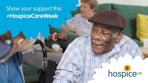 Let's show support for our amazing hospices this Hospice Care Week