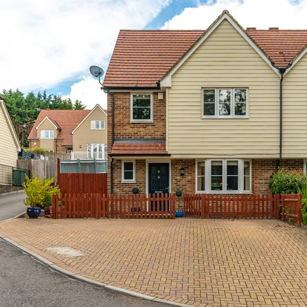 Sold In Your Area; Rosemount Gardens, Maidstone