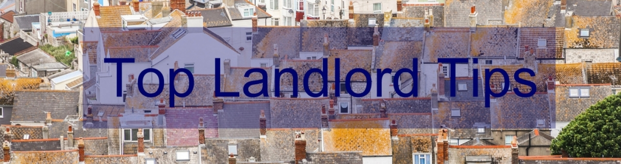 Top tips on becoming a landlord