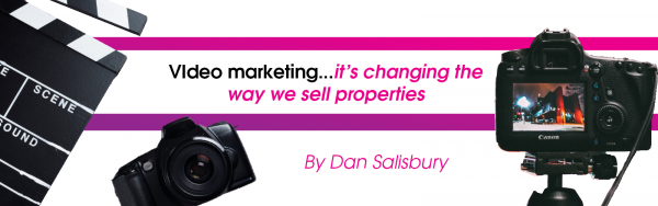 How video marketing is changing the way we sell properties...