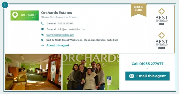 Rightmove's Best in Country is local
